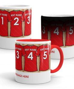 Liverpool Football Mug