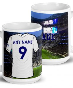 Spurs Football Mug