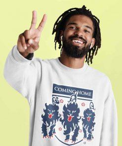 England Coming Home Sweatshirt