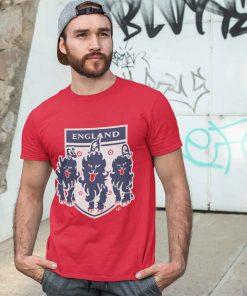 England 3 Lions T-Shirt