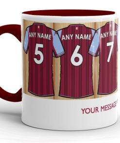 Aston Villa 2022 Football Mug