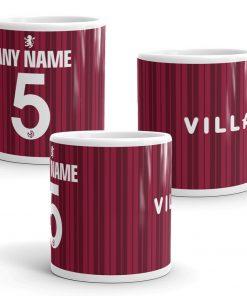Aston Villa Football Mug
