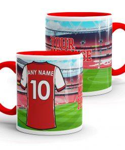 Arsenal 2022 Football Mug